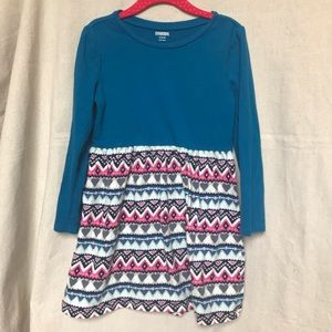 Gymboree Long Sleeve Dress :: Size S (5-6)